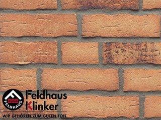 Плитка клинкерная фасадная Feldhaus Klinker R695NF14
