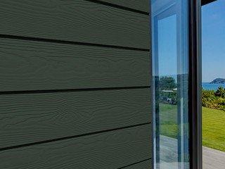 Доска Cedral Lap Wood 3600 mm C31 Зеленый океан