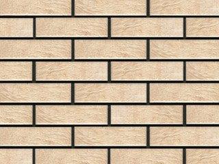 Фасадная термопанель рядовая АЛЯСКА 27. Loft brick salt, 40 мм