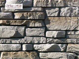 "700-80 White Hills ""Тевиот"" (Teviot), серый, плоскостной, Нормативная ширина шва 1,5 см."