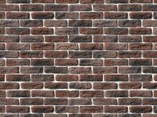 "316-40 White Hills ""Брюгге брик"" (Brugge brick), темно-коричневый, плоскостной, Нормативная ширина ш"