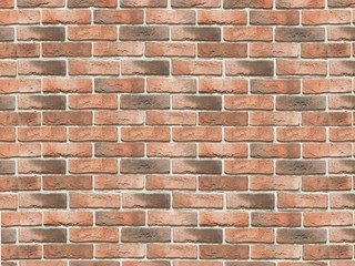 "300-50 White Hills ""Лондон брик"" (London brick), оранжевый, плоскостной, Нормативная ширина шва 1,2"