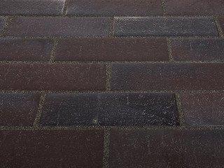 Клинкерная тротуарная плитка Stroher SPALTKLINKER 336 METALLIC SCHWARZ