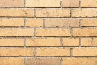 Клинкерная плитка фасадная Stroher 390 champagnersalz 14 мм