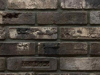 Плитка фасадная Real Brick RB 2-06 LOFT горький шоколад лофт