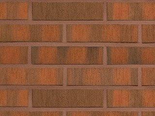 Кирпич керамический TERCA RED FLAME F2F шероховатый 0,7НФ