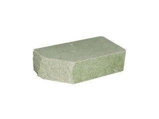 Кирпич фасонный полнотелый BARRUM Фигурный №2 Зеленый