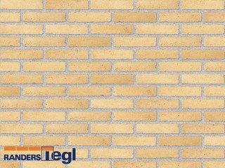 Кирпич печной полнотелый ручной формовки Randers Tegl RT 209 gelb handstrichziegel