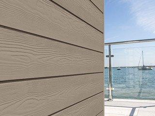 Доска Cedral Click Wood 3600 mm C14 Белая глина