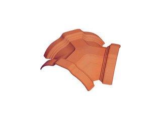Вальмовая черепица MLADOST KONTINENTAL LUX brown