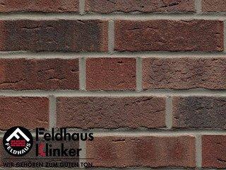 Плитка клинкерная фасадная Feldhaus Klinker R663NF14