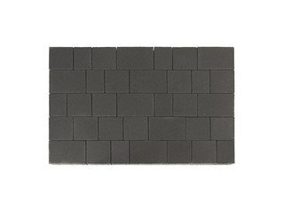 Тротуарная плитка Braer Старый город Венусбергер Серый 60