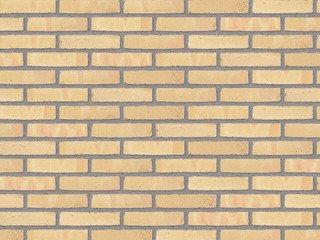 Кирпич печной полнотелый ручной формовки Randers Tegl RT 215 gelb geflammt handstrichziegel