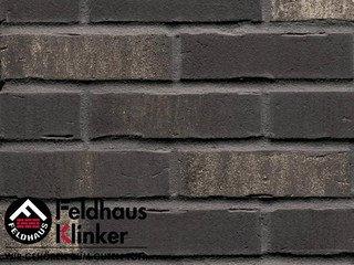 Плитка клинкерная фасадная Feldhaus Klinker R739NF14