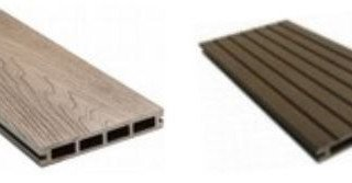 Террасная доска ДПК (пустотелая) ROBUST 3000 х 140 х 25 мм (0,42 м2) CM Decking