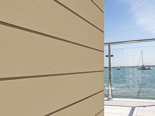Доска Cedral Click Smooth 3600 mm C11 Золотой песок
