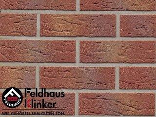 Плитка под кирпич Feldhaus Klinker R332NF9 carmesi multi mana