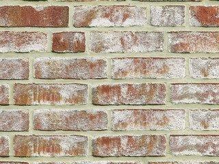 Клинкерная плитка фасадная Röben GEESTBRAND пестро-белый, NF14