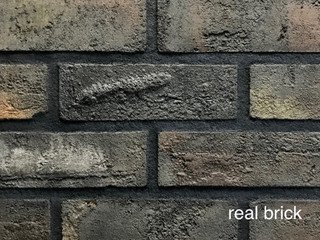 REAL BRICK. RB 6-13 KANTRI графитовый кантри Плитка: 250*75*20 0,5(22шт)