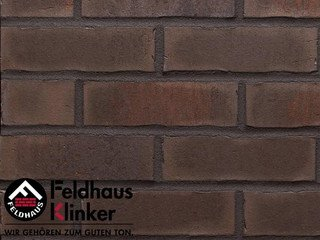 Плитка клинкерная фасадная Feldhaus Klinker R748NF14