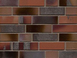 Клинкерный кирпич Feldhaus Klinker K570NF carbona ardor coloratus