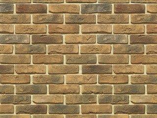 "300-40 White Hills ""Лондон брик"" (London brick), коричневый, плоскостной, Нормативная ширина шва 1,2"