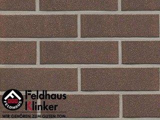 Плитка клинкерная фасадная Feldhaus Klinker R550NF9