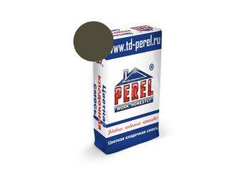 Цветная кладочная смесь Perel SL 0015 темно-серая, 50 кг 1