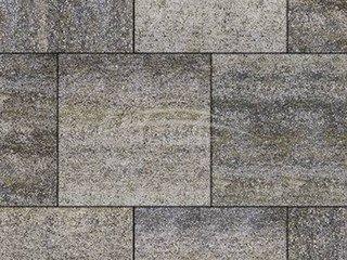 """Тротуарная плитка Выбор """"Искусственный камень"""", КВАДРУМ Габбро"""