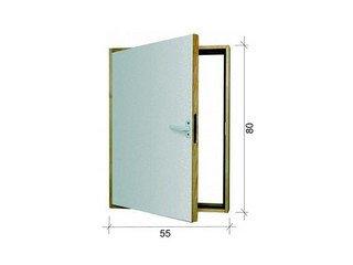 Дверь карнизная DWK Fakro 550х800