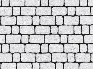 """Тротуарная плитка Выбор """"Стоунмикс"""", АРЕНА Белый"""