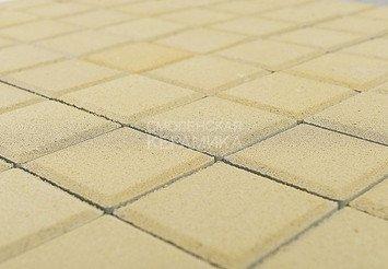 Тротуарная плитка BRAER Лувр, Песочный 1