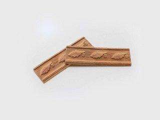 Элемент декоративный Дубок Мини Терракот