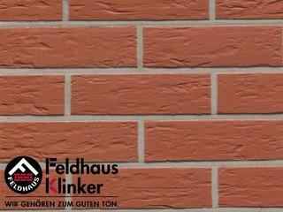 Клинкерная плитка Feldhaus Klinker R440NF14 carmesi senso