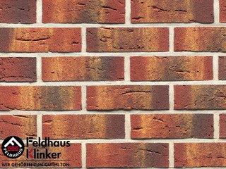 Клинкерный кирпич Feldhaus Klinker K328NF90 Carmesi multi vacsu