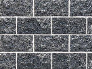 Клинкерная плитка фасадная KS18 schildpatt Stroeher Рядовая 148x302 толщина 12