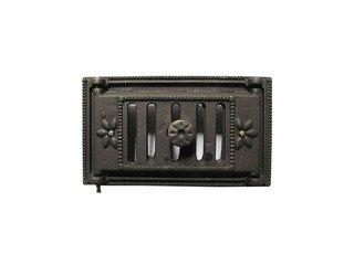 Дверца каминная ДПК, (310х180) 250х140 (Балезино)