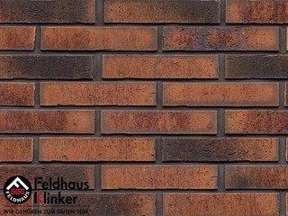 Плитка под кирпич Feldhaus Klinker R767DF14 vascu terracotta locata