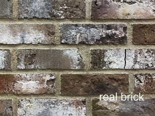 REAL BRICK. Кирпич ручной формовки RB КР/0,5 ПФ antic RB 05 antic глина античная коричневая