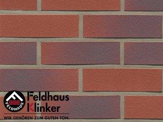 Плитка дляфасада Feldhaus Klinker R356NF9 carmesi antic liso