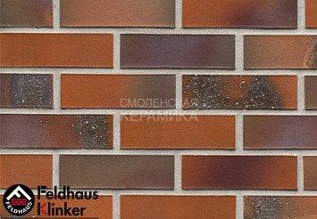 Клинкерная плитка для фасада Feldhaus Klinker R582NF14* 1