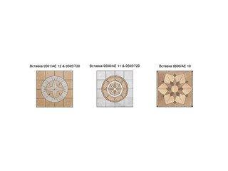 Мозаичный декор 0501 Серия Aera/АЕ12 Декор