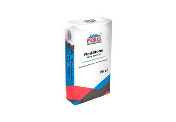 Затирка для брусчатки Perel Шов-фильтр, водопроницаемая 0952 Белый, 25 кг 1