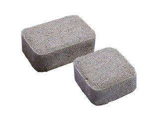 Тротуарная плитка Выбор КЛАССИКО 1КО.6 М 2 камня гранит, оранжевый Премиум 60
