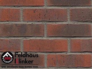 Плитка клинкерная фасадная Feldhaus Klinker R743NF14