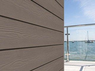 Доска Cedral Click Wood 3600 mm C55 Кремовая глина
