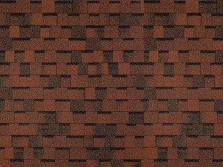 Tegola (TOP SHINGLE) ПРЕМЬЕР красно-коричневый