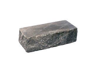 Кирпич полнотелый угловой Судогодский КЗ, Черный Скала 1,4НФ