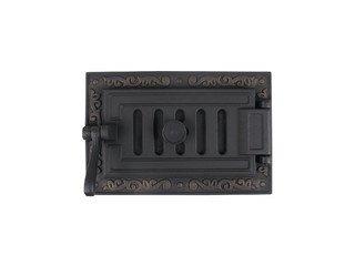Дверца поддувальная герметич. ДПГ-2Е (325х215х115) 250х140х30 (Рубцовск)