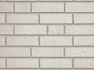 Клинкерная плитка фасадная Röben MALMÖ Белый перламутровый рифленая NF14